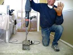 how to remove tile mastic or thinset