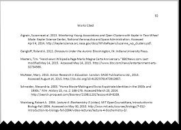 Turabian Chicago Works Cited Page Citing Sources