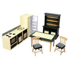 dollhouse kitchen furniture. Exellent Furniture Inside Dollhouse Kitchen Furniture E