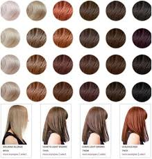 Esalon Hair Color Chart Madison Reed Hair Color Review With Before And After Photos