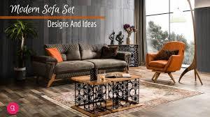 modern sofa set designs and ideas