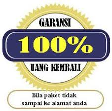 Hasil gambar untuk 100 garansi