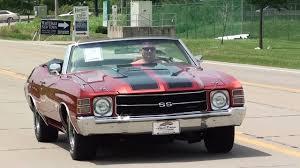 Test Driving 1971 Chevrolet Chevelle SS 454 Big-block Convertible ...