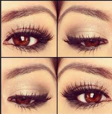 25 best ideas about brown eyes eyeshadow on wedding smokey eye brown e makeup and make up tutorial