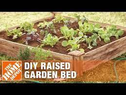 diy raised garden bed the home depot
