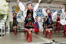 photo courtesy of saint george ukrainian festival