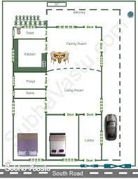 south facing house vastu plan from subhavaastu com vaastu shastra website