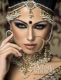 anisha siddique asian makeup artist bradford
