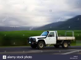 Pickup truck Freshwater Connection Australia Stock Photo: 8833639 ...