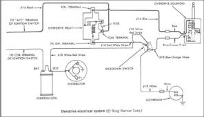 borg warner truck wiring diagram wiring and diagram