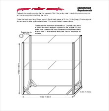 7 Paper Roller Coaster Templates Free Sample Example Format