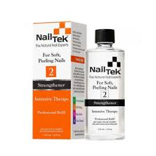 image is loading nail tek intensive therapy 2 strengthener for soft