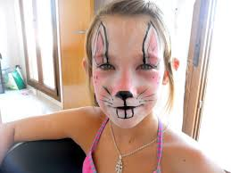 Small Picture bunny face paint ideas Paint InspirationPaint Inspiration
