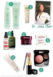 the favorite s of beauty experts dr julie chen