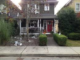 Small Picture Social Media Neighborhood Check Out The Halloween Decorations My