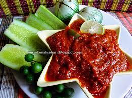 Sesuai dengan namanya, 'sambal terasi brambang tomat', sambal ini dibuat dengan bahan utama terasi, bawang merah atau brambang dalam bahasa jawa, dan tomat. Resep Kitaresep Sambal Terasi Goreng Tomat Matangterima Kasih Telah Membaca Resepkita