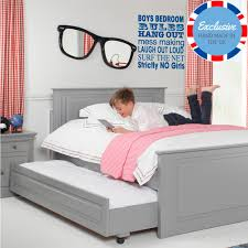 single beds for kids. Brilliant For Little Lucy Willow  Archie Fairweather Childrenu0027s 3ft Truckle Single Bed On Beds For Kids