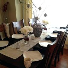 simple dining table decorating ideas centerpiece with room centerpieces modern