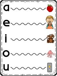 Wilson Vowel Chart Funtastic Fundational Vowel Extension Posters