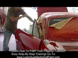 how to paint your car yourself 3 of 3 custom painting secrets