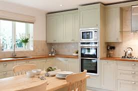 Innovation Green Painted Kitchen Cabinets Ideas Cabinet Freshome A And