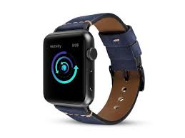leather watch band compatible with apple watch 42mm 44mm 40mm 38mm