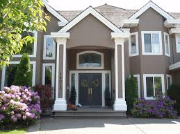 Small Picture Grey Exterior Paint Color Schemes Nice Gray Exterior House