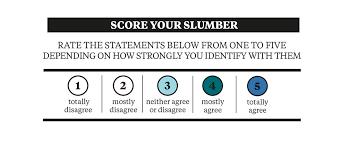 Sleep Quiz How Do Your Nights Measure Up