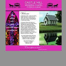 castle hill wedding chapel florence
