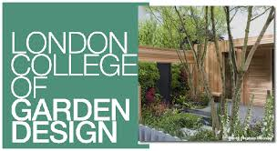 Small Picture London College Of Garden Design short courses for 2014 Pro