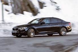 BMW Convertible bmw 5er g30 : BMW 5 Series - 2000-mile road trip to Andorra   Autocar