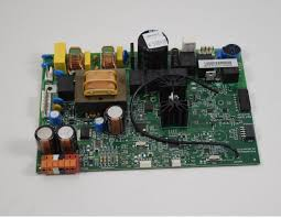 This DIY repair guide explains how to replace the logic board in a garage  door opener. The logic board is the