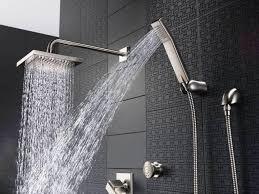 home interior now rain shower head with handheld com dreamspa 1432 3 way rainfall