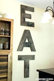 wooden letter wall decor. Large Letter Wall Decor Oversized Letters Giant Decorative Art Big For . Wooden