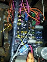 where is the fuse for the dome light 1986 gmc c3500 the 1947 power to the dome light and cargo lamp if equipped is out of fuse labeled horn dm across the shunt located directly above it and then to the two