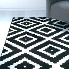 black and white chevron rug area rugs furniture fixtures whit