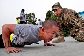 Pt Test Chart Army Males Army Apft Standards For Males And Females Updated 2019