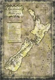 lord of the rings  map collection