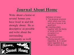 house on mango street a collection of vignettes short descriptive 2 journal