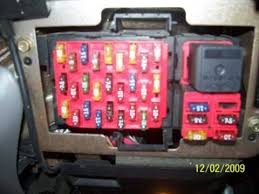 lincoln navigator fuse box location  solved fuse box location in lincoln ls2002 crude control fixya