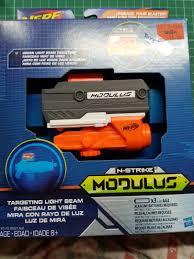 Nerf Targeting Light Brand New Nerf Modulus Targeting Light Beam For Blaster