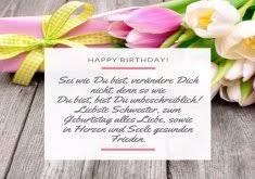 Nice Geburtstagswuensche Fuer Die Kleine Schwester 8 Schwester