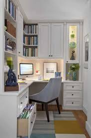 small home office space. Creative Small Office Space Ideas Decor And Themes Home For Q15 .