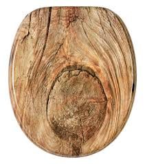 Toilet Seat Rustic  Free delivery  Top customer service  Fast delivery   Buy now