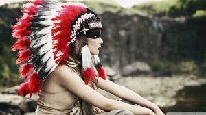 Native American Girl Ultra HD Desktop ...