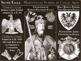 Image result for IMAGES OF Merovingian BEES