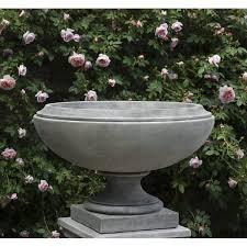 jensen cast stone urn planter in 2020
