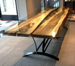 metal furniture plans. On The River Steel Root Furniture Modern Wood And Metal Slab Natural Dining Tables Live Edge Plans W