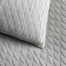 grey textured duvet cover organic ripple texture duvet cover shams grey textured doona cover grey textured duvet cover