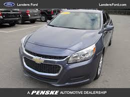 2014 Used Chevrolet Malibu 4dr Sedan LT w/1LT at Landers Chevrolet ...